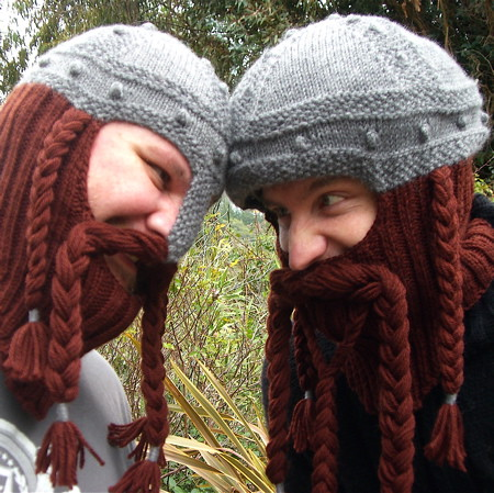 Dwarven battle bonnet | by MizToolLady