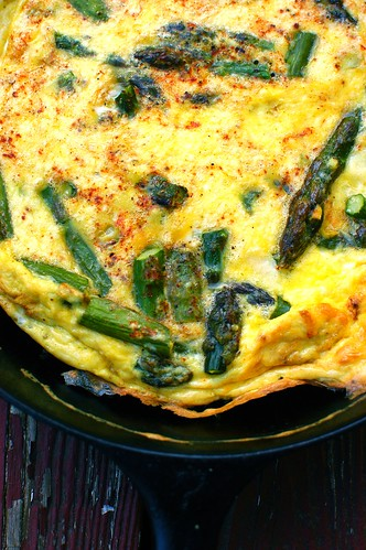 the edge of the frittata | by shauna | glutenfreegirl