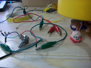 Circuit Bending Hack Session | by hellocatfood