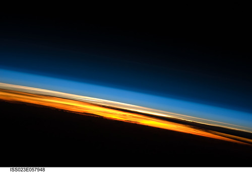 Sunset Over the Indian Ocean (NASA, International Space Station Science, 05/25/10) | by NASA's Marshall Space Flight Center