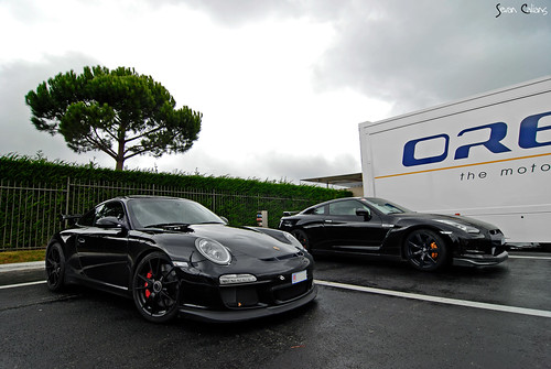 !!! Porsche GTR ??? Nissan GT3 ...??? :) | by calians.sevan