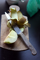 sliced apples | by David Lebovitz