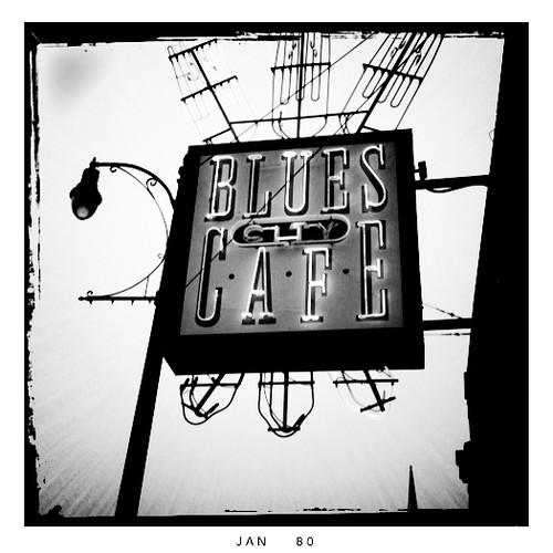 Blues City Cafe Beale Street