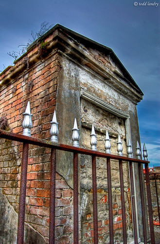 St. Louis Cemetery No. 1 - New Orleans, LA | by todd landry photography