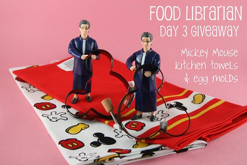 National Library Week Giveaway - Disney Products | by Food Librarian