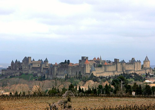 Carcassonne | by Claudia Castro