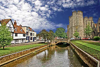 Canterbury city, Kent - England | by Beto Frota