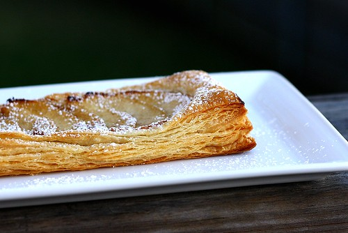 Homemade Puff Pastry Apple Tart | by Tracey's Culinary Adventures