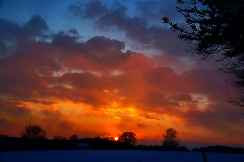 January Sunset, 2010 | by algo