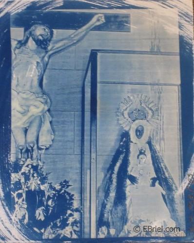 Dark María & Pale Jesús