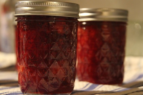 Strawberry Jam | by @joefoodie