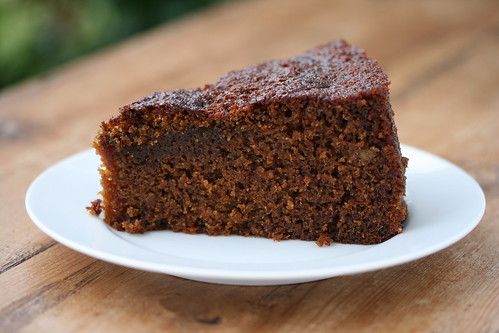 Fresh Ginger Cake - David Lebovitz | by Food Librarian