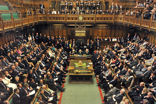 41. The House of Commons sits for the first time in the new Parliament, following State Opening | by UK Parliament