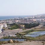 Vera Playa desde el deposito de agua de Vera Playa