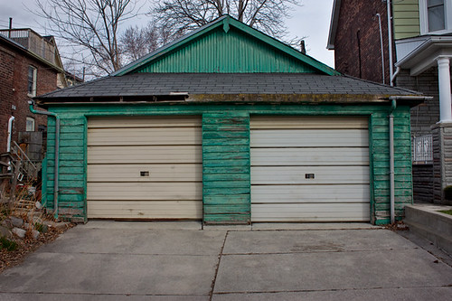 Two-Door-Garage | by Dominic Bugatto