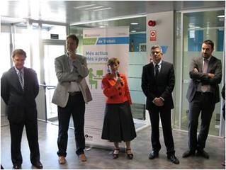Nova oficina de treball a tortosa per donar millor servei for Gia oficina de treball