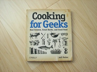 Cooking for Geeks cover | by 1lenore