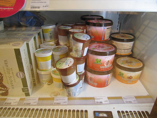Vegan Ice Cream Selection | by veganbackpacker