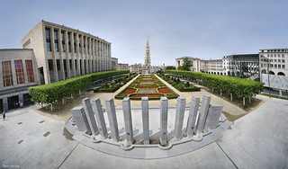 Mont des Arts | by Ben Heine