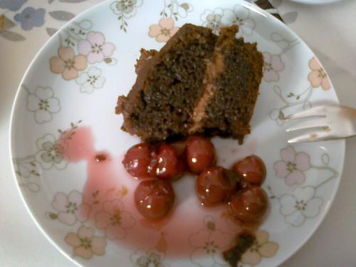 Chocolate Moist Cake Recipe Using Rice Cooker