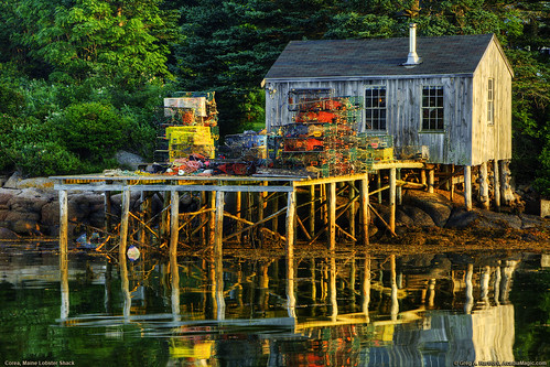 Maine Lobster Shack | by Greg from Maine