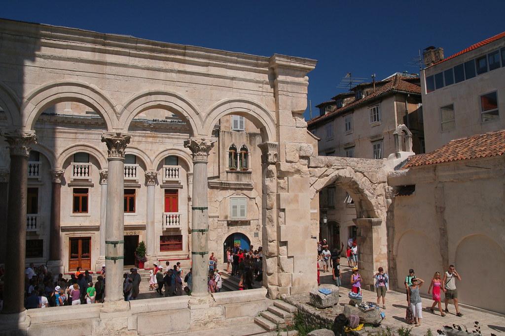 Palacio Diocleciano - Split
