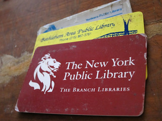 Library Cards | by blankbaby