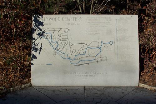 Hollywood Cemetery Map  Hollywood Cemetery Richmond