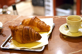 croissants | by David Lebovitz