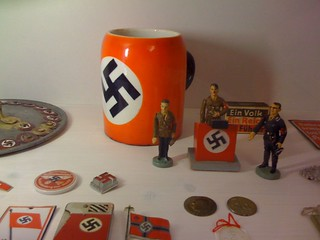 Nazi memorabilia from the 1930s, Museum of Things | by hankoss