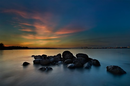 Singapore Punggol Beach | by Weihao87