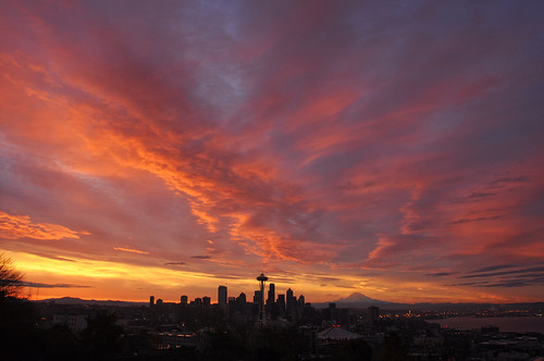 7:02 am - Amazing Veteran's Day Sunrise | by David M Hogan