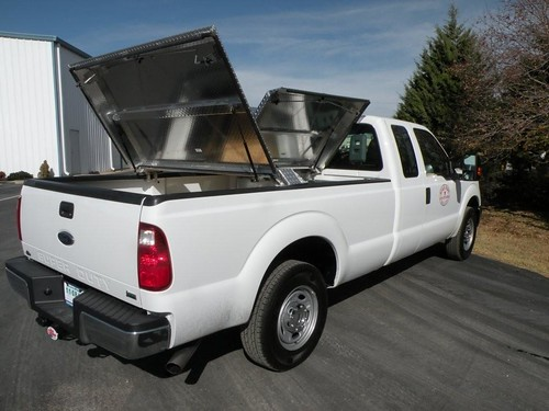 Truck Service Bed Replacement Handrail