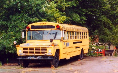 1973 79 ford school bus thomas body co of high point nc flickr. Black Bedroom Furniture Sets. Home Design Ideas