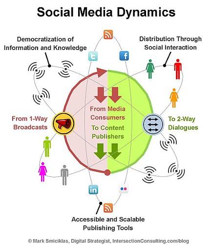 Social Media Dynamics