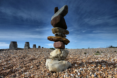 Pebble Stack | by One-Shot37