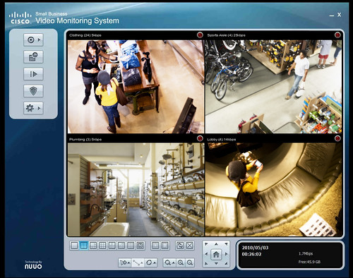 Cisco Advanced Video Monitoring System | by Cisco Pics