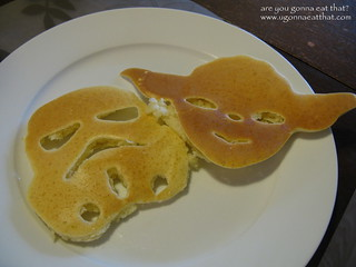 Star Wars pancakes | by are you gonna eat that