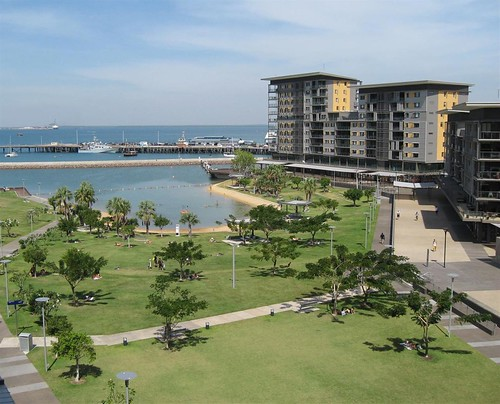 9 August - Darwin Waterfront