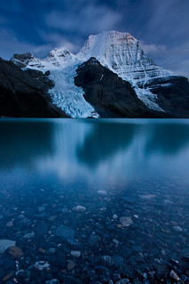 Mount Robson Twilight | by Jeff Pang