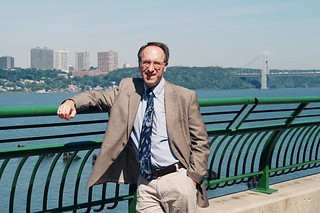 Professor Charles Vorosmarty | by The City College of New York