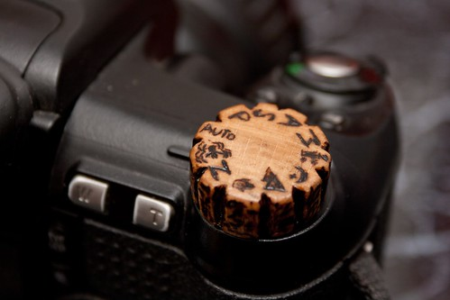 Wooden Control Knob | by Paul Istoan