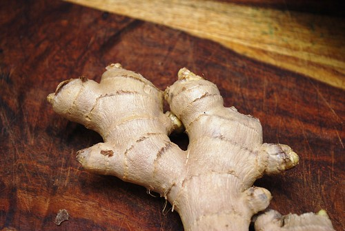 ginger root | by Alejandra of Always Order Dessert