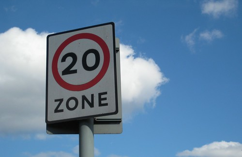 20mph Zone | by EdinburghGreens
