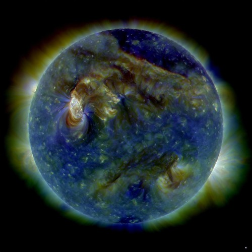 Great Ball of Fire - Activity from August 1 CME Subsides | by NASA Goddard Photo and Video