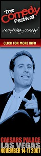 HBO Comedy Festival Jerry Seinfeld | by iMarket Services