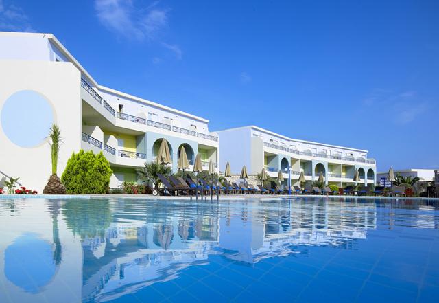 Mythos Palace Resort and Spa - Exterior