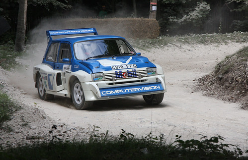 Group B MG Metro 6R4 | by exfordy
