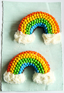 Double Rainbow Malt Cake | by raspberri cupcakes