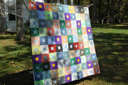 Bayou Dreams Front | by Sarah quilts!